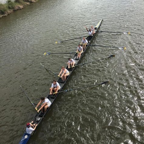 Crew Wins First Place in the First Regatta of the Season