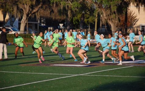 AHN Seniors Defeat Juniors in Powderpuff Game