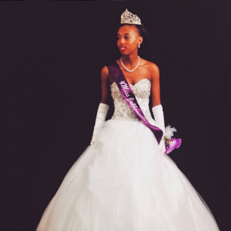 Talia Sharrieff Competes in Miss Teenage Tampa Pageant