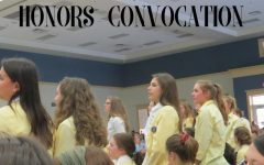 Underclassmen Honors Convocation