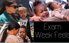 Exam Week Told By North West's Emotions
