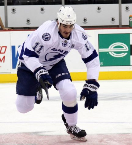 Former Tampa Bay Lightning Player Diagnosed With Leukemia