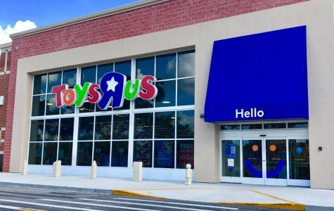 "Toys ""R"" Us Declares Bankruptcy"