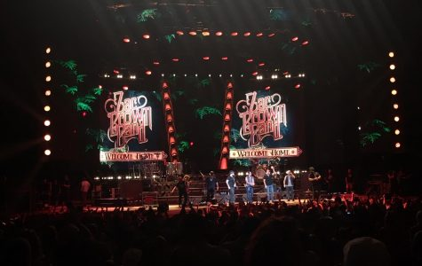 Zac Brown Band Performs in Tampa