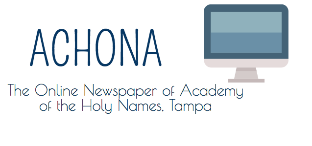 School newspaper of Academy of the Holy Names, Tampa