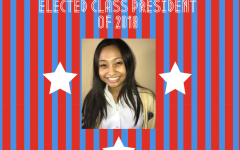 Gillian Garcia is Elected as Senior Class President