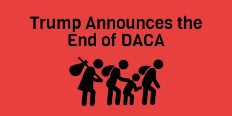 Trump Announces the End of DACA