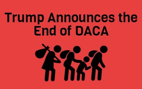 Trump Announces the End of DACA