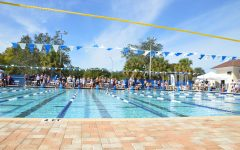 Academy Swim Team Wins Districts for Tenth Consecutive Year