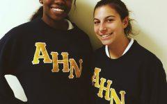 HOA: Olivia Mortellaro and Camryn McClendon Play for Varsity Volleyball as Freshmen