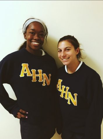 HOA: Olivia Mortellaro and Camryn McClendon Play for Varsity Volleyball as Freshmen