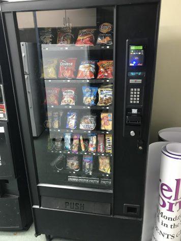 Broken Vending Machine Angering Seniors