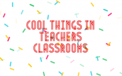 Interesting Things in Teachers Classrooms