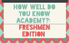 How well do you know Academy?: Freshmen Edition