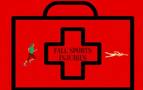 Injuries Befall Sports Teams