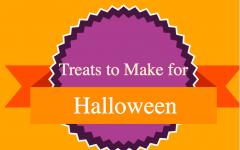 Treats to Make for Halloween