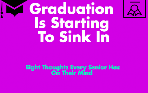 Graduation Is Starting to Sink In For The Class of 2018