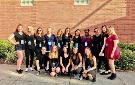 AHN Thespians Attend Districts