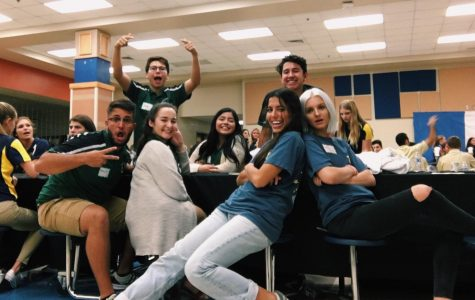 """Student Council """"Kicks Off"""" Year at State Conference"""