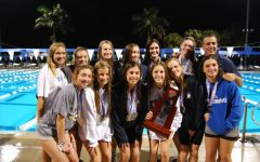 Academy Swim Team Wins State Runner Up Title