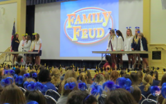 Academy Students Participate in a 'Feuding' Convocation