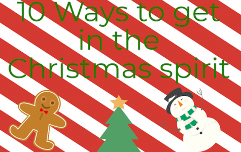 10 Ways to Get In the Christmas Spirit