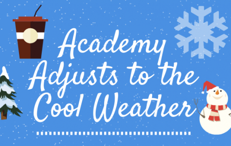 Academy Adjusts to the Cool Weather