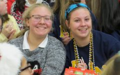 Academy Students Celebrate Christmas at TLC Convocation