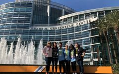 Academy Students Attend SDLC in Anaheim, California