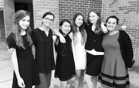 Speech and Debate Club Competes at