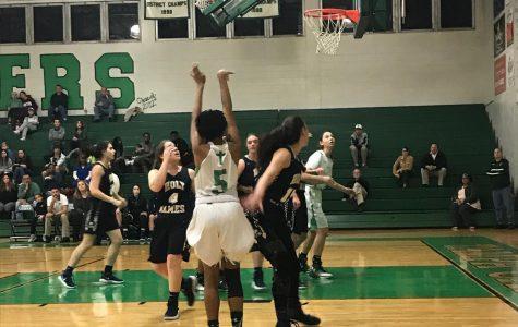 Academy Varsity Basketball Competes Against Tampa Catholic