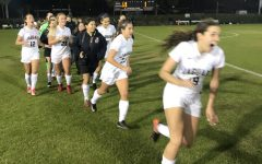 Varsity Soccer Wins District Semifinals