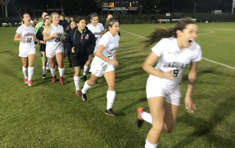 Varsity Soccer Wins District Semifinals