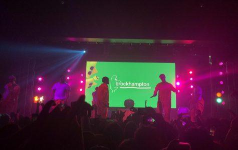 Brockhampton Takes the Stage in Ybor City
