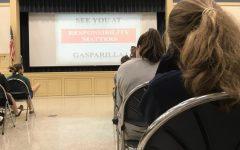 Upperclassmen Learn About Staying Safe at Gasparilla