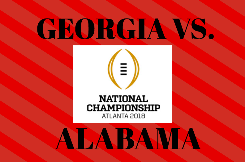 The last time the two teams met was in 2012, when Georgia and Alabama faced off in the SEC champtionship in Atlanta. Alabama won 32-28. (Photo credit: Emily Anderson/Achona Online)