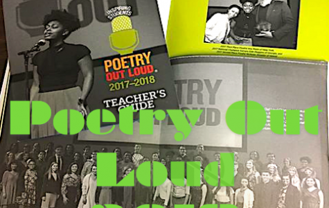 Preparing For Poetry Out Loud 2018