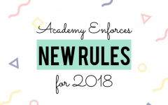 Academy Enforces New Rules for 2018