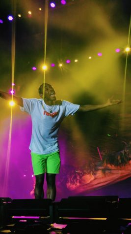 Tyler, the Creator Performs in Orlando