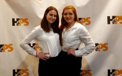 Christina Suarez-Solar and Allie Golson Visit Carnegie Hall