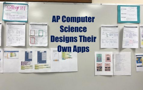 AP Computer Science Class Designs Their Own Apps