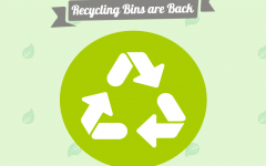 Recycling Bins are Back