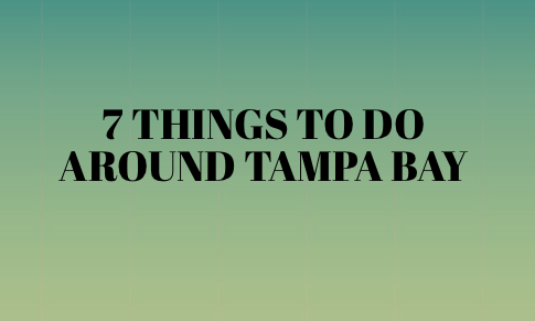 Tampa Bay is a large natural harbor and estuary connected to the Gulf of Mexico on the west central coast of Florida.
