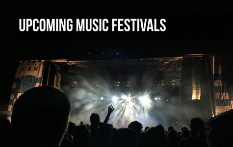 Upcoming Music Festivals