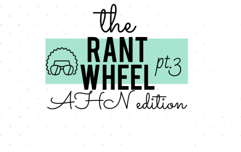 Rant Wheel: Snapchat Update and Ed Sheeran at the Royal Wedding