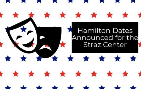 Hamilton Dates Announced for the Straz Center