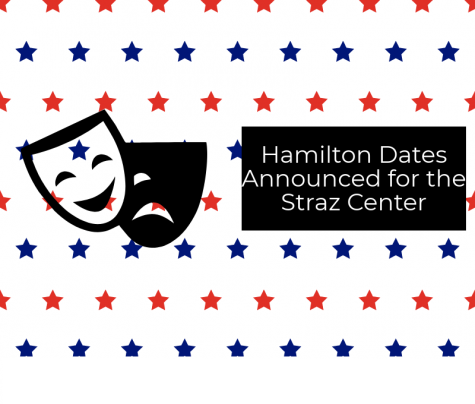 Hamilton Dates Announced for the Straz Center