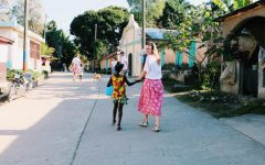 McKenna Weathers Serves on a Mission Trip to Sainte Suzanne