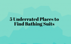 5 Underrated Places to Find Bathing Suits