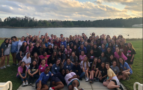 Academy Class of 2018 Attends Their Senior Retreat
